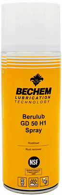 BECHEM Berulub GD 50 H1 Spray