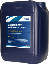 Gazpromneft Reductor CLP 68